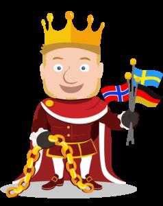 Udenlandsk linkbuilding fra Sverige - Norge - Tyskland mfl